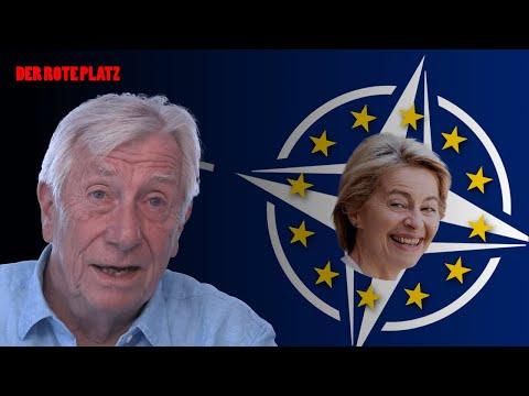 Der Rote Platz #51: Die NATO übernimmt die Europäische Union