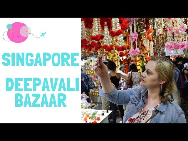 Glamadventure   Deepavali bazaar, Little India, Singapore