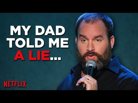 """Download My Dad Told Me A Lie   Tom Segura Stand Up Comedy   """"Mostly Stories"""" on Netflix"""
