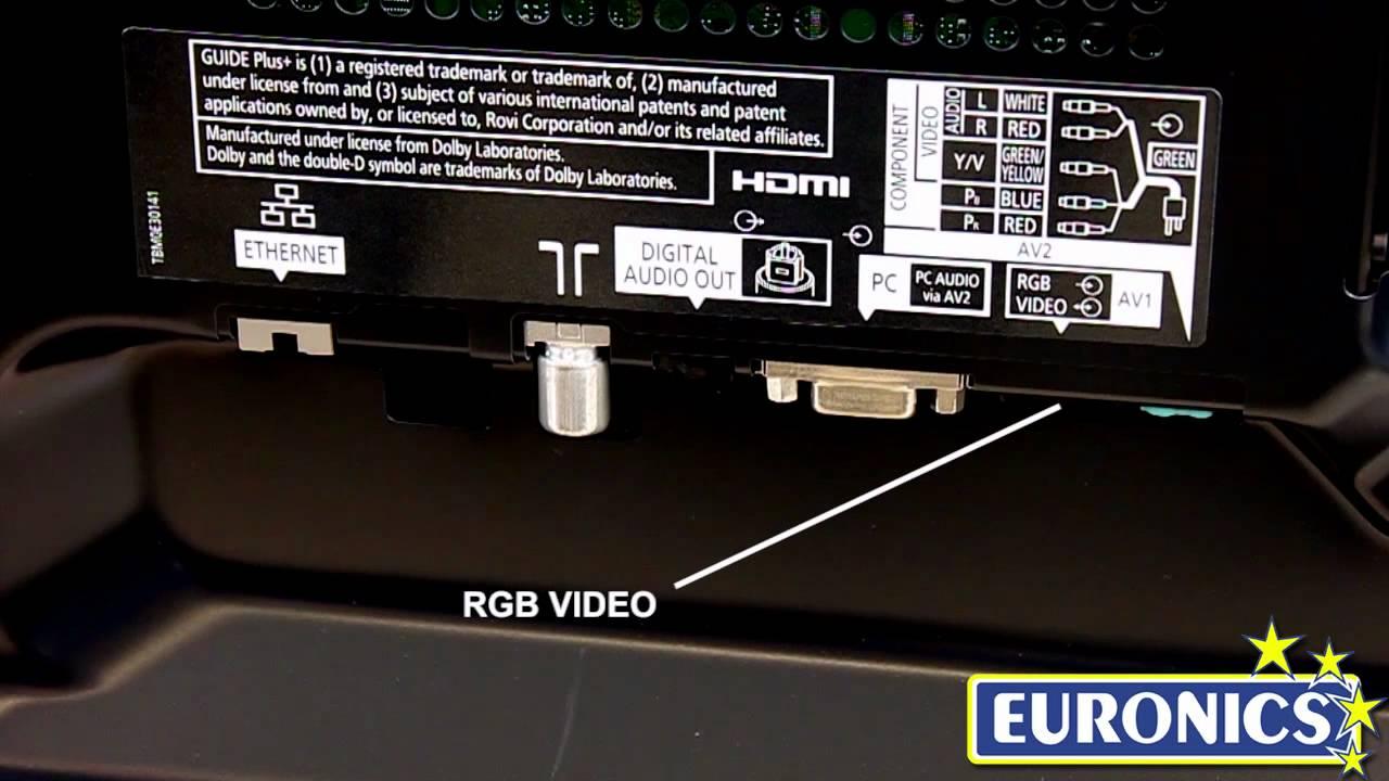Panasonic Viera TX-L42E5E TV Linux