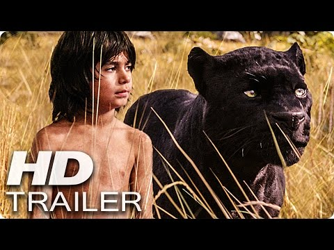 THE JUNGLE BOOK Trailer German Deutsch (2016)
