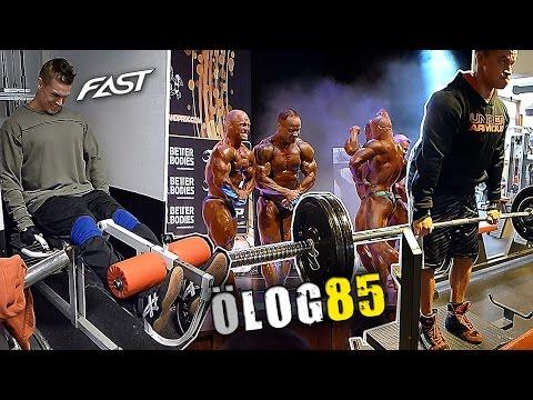 ÖLOG 85 - Oslo Grand Prix 2017 osa 2/2
