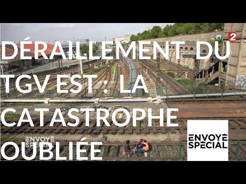 Envoyé spécial. Déraillement du TGV Est : la catastrophe oubliée - 9 nov. 2017 (France 2)