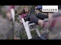 New Zealand's Shotover Canyon Swing Lets You Freefall In Style