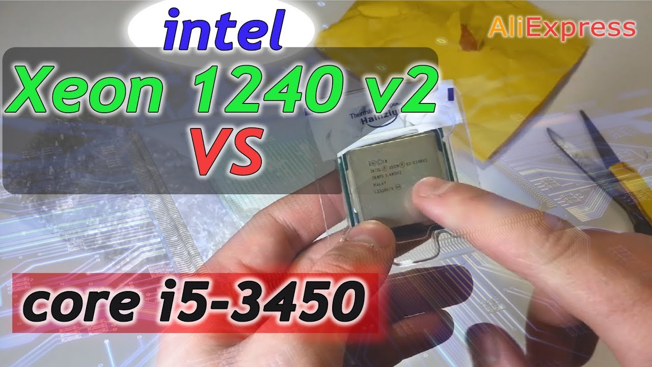 Xeon e3 1270/i7 2600 (Socket 1155). Актуален ли стоковый Sandy .