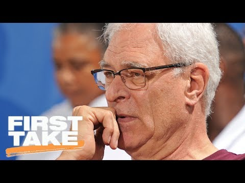 Will Cain Asserts Phil Jackson Is Not Sabotaging The Knicks | First Take | June 22, 2017