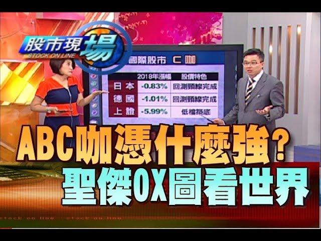 股市現場*鄭明娟20180606-4【國際ABC咖!轉向多方 中期多方勝出】(林聖傑)