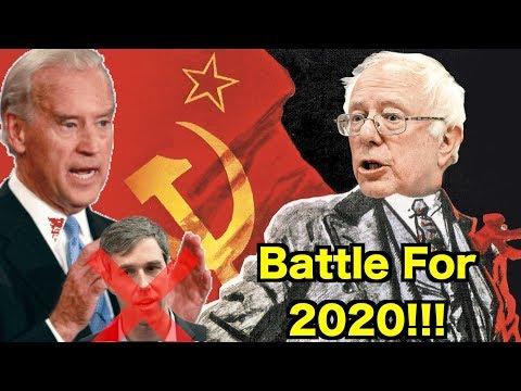 Democrat Contenders 2020