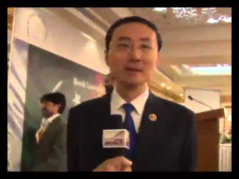 Raza Khan's Conversation with the Chinese Ambassador to Pakistan, Sun Wei Dong