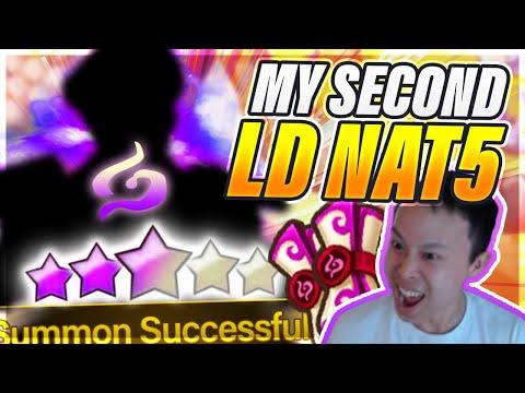 I FINALLY Summon My 2nd LD Nat 5?!