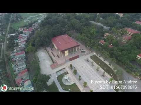 Thị xã Phú Thọ chào đón năm mới 2017