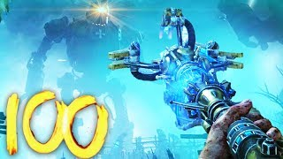 TREYARCH'D ON ORIGINS & KINO ROUND 50 ATTEMPT! - BLACK OPS 3 ZOMBIES CHRONICLES GAMEPLAY!