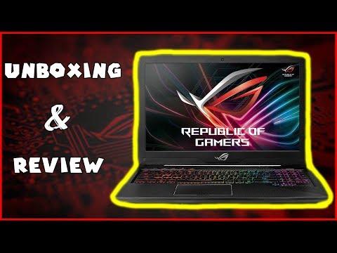 Budget Laptop For Gaming [Asus Rog Strix 2018]