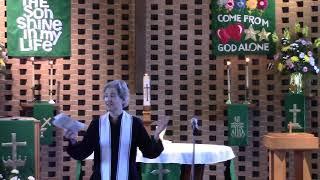 June 6,2021 Communion Sunday
