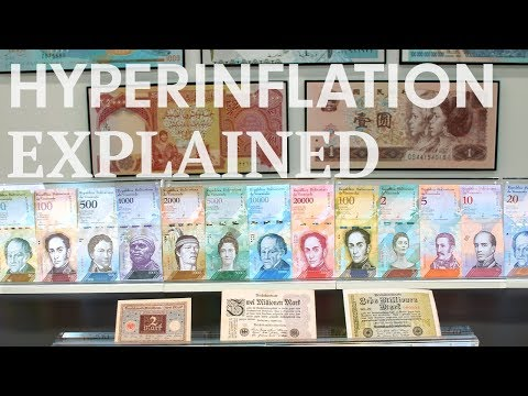 Hyperinflation Explained - What Happened To Germany And Venezuela?