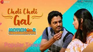Chhoti chhoti gal da | Motichiir Chaknachoor |  Ringtone |. Popular Tones