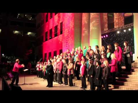 Sugar Creek Baptist Church Choir - Christmas Tree Lighting Sugar Land Town Square & Sugar Creek Baptist Church Choir - Christmas Tree Lighting Sugar ...