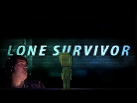 Roxos Plays Lone Survivor Part 3 | I'm Awful With The Rooty Tooty Point and Shooty!