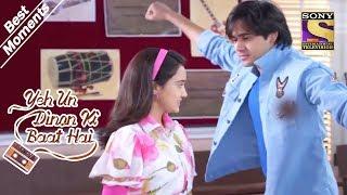 Yeh Un Dinon Ki Baat Hai | Sameer & Naina Practice Dance | Best Moments