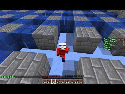 Minecraft: Игра с подписчиками часть 9 Bomber craft