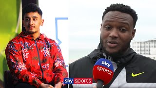 """I'm more confident for this fight than I was for KSI vs Logan!"" 