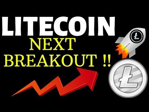 LITECOIN NEXT BREAKOUT! litecoin technical analysis, litecoin price today, litecoin news