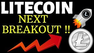 LITECOIN NEXT BREAKOUT! litecoin technical analysis, litecoin price today, litecoin news
