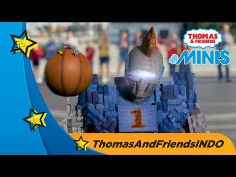 Thomas & Friends Bahasa Indonesia - Menari Bersama Thomas & Friends MINIS