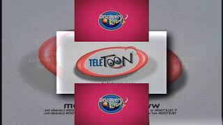 YTPMV Teletoon IVL Animation Discovery Kids Nelvana 2007 2008 Scan