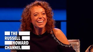 Michelle Wolf on the White House correspondents dinner - The Russell Howard Hour