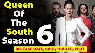 #queenofthesouth #queenofthesouthseason6queen of the south season 6 on usa network cancelled or renewed======================================================...