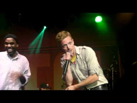 k-os, Shad and Astronautalis Freestyle, Highline Ballroom, NYC, Oct 28th, 2010.