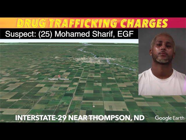 East Grand Forks Man Facing Drug Trafficking Charges