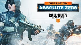 BLACK OPS 4: THE BIGGEST DLC UPDATE YET FULLY DETAILED (Operation Absolute Zero)