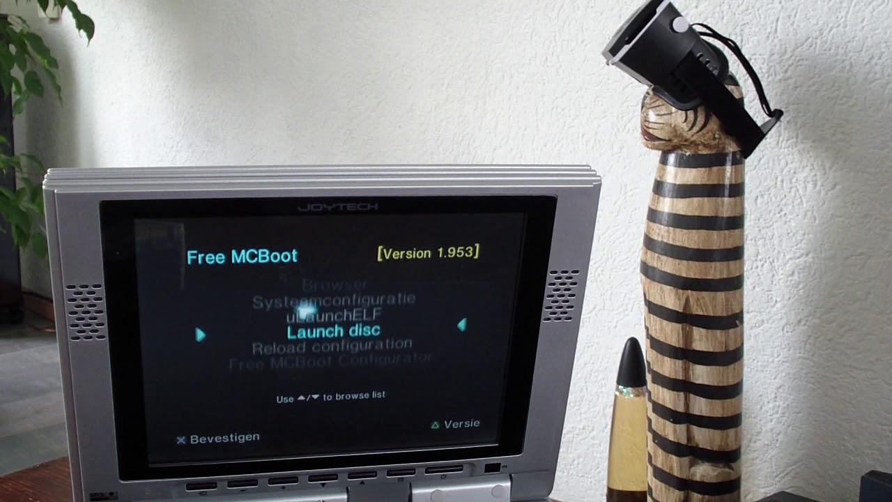 DE 1.8 MC MCA PS2 MCBOOT TÉLÉCHARGER FREE DE