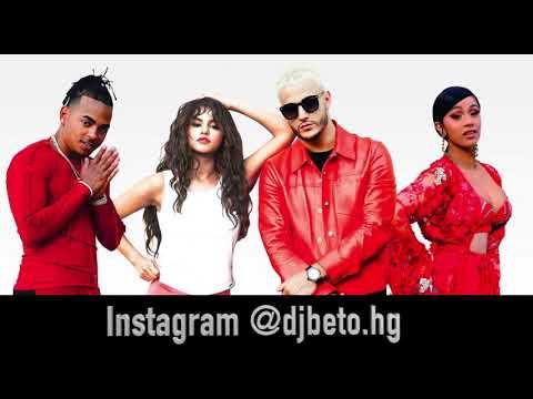 DJ Snake Ft  Selena Gomez, Ozuna Y Cardi B - Taki Taki (Dj Beto Extended Version)