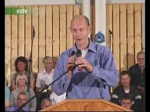 Evangeliesenteret Med Sang Og Vitnesbyrd