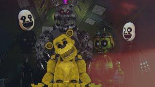 """Ultra Custom Night """"NO LOS MIRES A LOS OJOS"""" (FNAF Game)"""