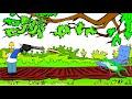 Сумасшедшая Лягушка караоке аккорды Russian Crazy Frog 2018 Axel F Много правообладателей mp3