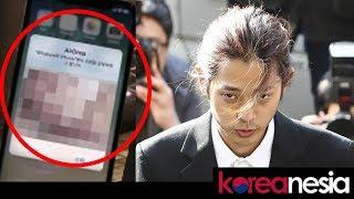 Video Seks Jung Joon Young Tersebar Melalui AirDrop