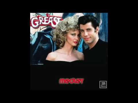 Silver - Grease Medley: Grease / Summer Nights / Hopelessly Devoted to You / You're the One That I W
