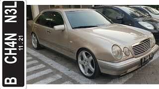 In Depth Tour Mercedes Benz E320 [W210] (1997) - Indonesia