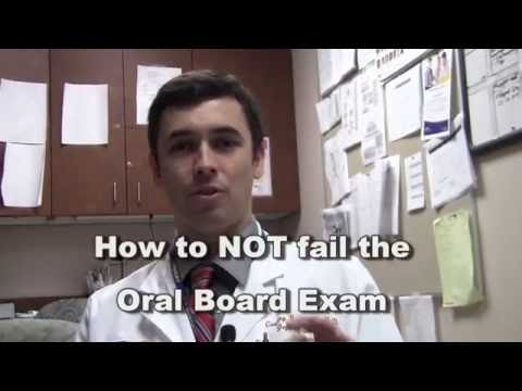 General Surgery Oral Boards