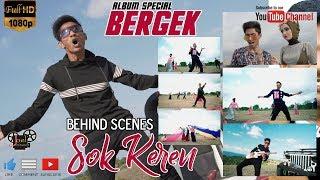 BERGEK TERBARU BEHIND THE SCENE DANCER SOK KEREN BAPER