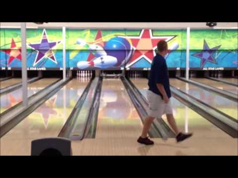 Mitch Wareing 300 game Great Salt Lake Bowling