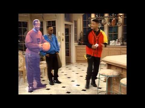 Fresh Prince of Bel Air funny moments part 5