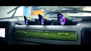 видео Тюнинг и стайлинг автомобилей ГАЗ