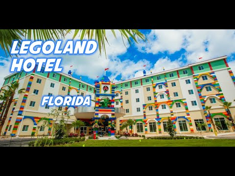Legoland Hotel Review 2016 (Legoland, Florida - Part 1)