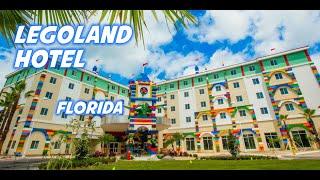 Legoland Hotel Review 2016 (Legoland, Florida - Part 1)