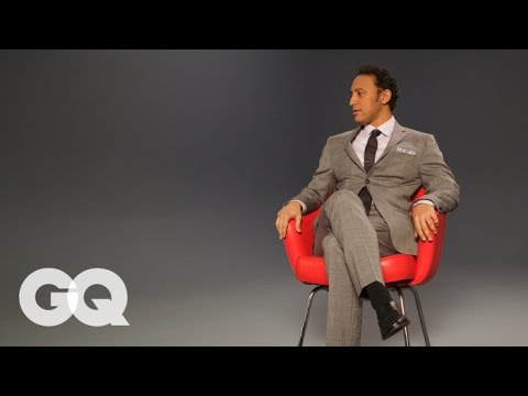 AASIF MANDVI PT 1: Daily  Comedian Mandvi Can't Live Without Items  GQ 10 Essentials